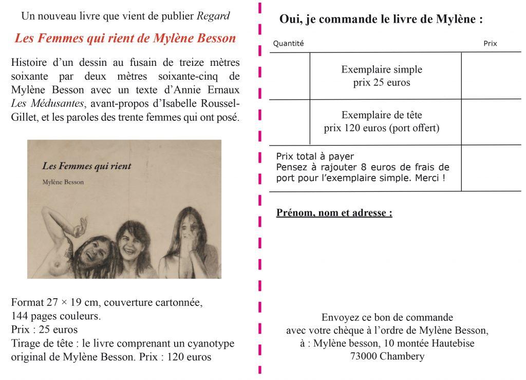 livre Mylène besson
