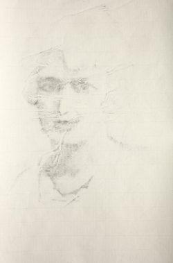 2013, fusain sur papier (35x50cm)