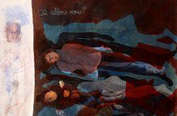 """""""Avec Gauguin"""" 2015, détail"""