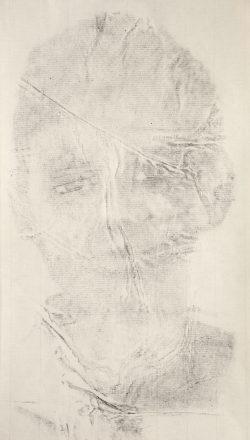 2016, fusain sur papier (23x40cm)