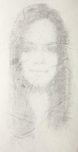 2016, fusain sur papier (26x50cm)